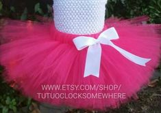 9f66d053a Hot Pink Tutu, Valentine's Day, Birthday Party, Easter, New Year's, Cake  Smash, First Birthday, 5K, Baby Shower, Baby, Toddler, Teen, Adult. Plus  Size ...