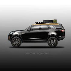 Land Rover Discovery 5, Discovery 2, Range Rover Supercharged, Best 4x4, Car Illustration, Land Rover Defender, Amazing Cars, Luxury Cars, Dream Cars