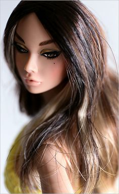 OOAK Doll / The Young Sophisticate Poppy