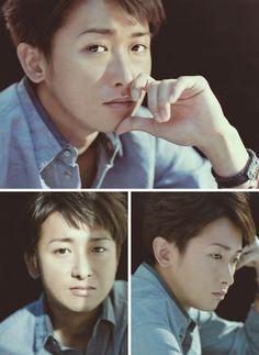 Satoshi Ohno, Arashi, 大野智, 嵐 from eyes-with-delight.tumblr.com Japanese Boy, Japanese Beauty, You Are My Soul, Ninomiya Kazunari, 26 November, To My Future Husband, Pop Group, In This World, Boy Bands