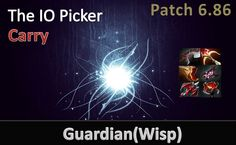 Guradian Wisp The IO Picker Show Us How to use Relocate to kills Properly