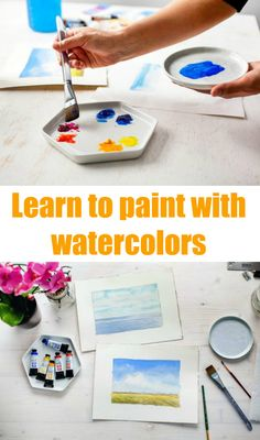 Awesome class for beginners, covering EVERYTHING you need to know to start painting with watercolors. This class is amazing!