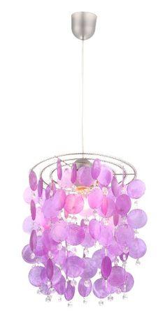 Globo Yvette - Lampadari con frange pendenti, 1 punto luce, colore ...