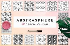50 Trendy Seamless Patterns by Eskimo Family on @creativemarket