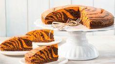 Und nochmal ein Rezept für Tigerkuchen. Mmmh...