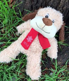 Found on 31 Jan. 2016 @ Branham Lane, San Jose, CA. We found this cute stuffed dog that was on the sidewalk, then someone later propped it against a tree.. would love to get it back to it's owner. Visit: https://whiteboomerang.com/lostteddy/msg/9z5cut (Posted by Diane on 31 Jan. 2016)