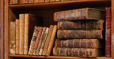 Lack of circulating air around books encourages mustiness, mildew and silverfish….Ew! This is what you need to do…