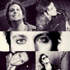 12-2-13 Man crush monday Synister Gates or Syn from Avenged Sevenfold <3