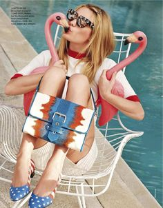 hello sunshine: camille rowe by matt jones for elle france n°3507 15th march 2013 | visual optimism; fashion editorials, shows, campaigns & more!