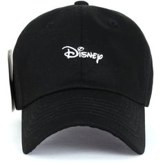 Disney Cotton Embroidered Mickey Mouse Adjustable Curved Hat Baseball... ($20) ❤ liked on Polyvore featuring accessories, hats, ball caps, cotton baseball cap, disney hats, embroidered hats and mickey mouse baseball hat