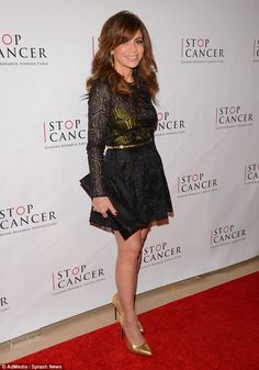 She's still got it! Paula Abdul was seen walking the red carpet at the Stop Cancer Annual Gala at The Beverly Hilton Hotel in Beverly Hills on Sunday