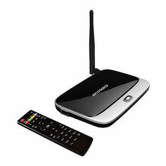 Android 4.2 2G DDR3 Quad-Core A9 8G HD TV Box 1080P WIFI Bluetooth Media Player