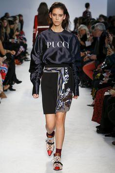 #EmilioPucci   #fashion   #Koshchenets      Emilio Pucci Fall 2016 Ready-to-Wear Collection Photos - Vogue