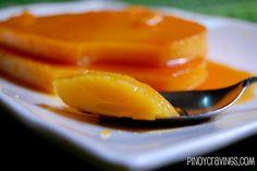 Leche Flan Recipe by MeloVillareal, via Flickr