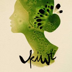 Kiwi by Ekaterina Koroleva, via Flickr