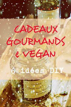6 idées cadeaux pour Noël : gourmands, faits maison et vegan | Envie D'une Recette végétalienne?