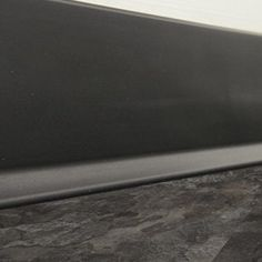 Daltile Saltillo X Sealed Antique Adobe Cove Base Products - 6 inch black cove base