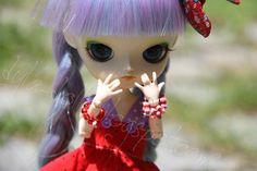 strawberry lady