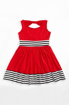 Lemon Fizz Knit Dress (Big Girls)   Nordstrom