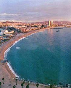 eafaec12c99 Barcelona Beach - Bargain with a vendor on the street and buy a dope  tapestry.