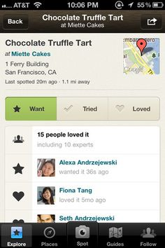 foodspotting. love it, aside from the faux-wood texture.