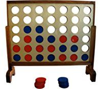 Yard Games Giant 4 In A Row Game