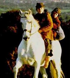 """""""Into the West""""- Irish film for horse lovers. Great intro to foreign films for kids about 2 boys living in Dublin and their magical white horse."""