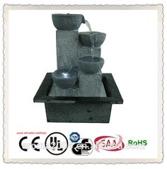 polyresin modern sculpture indoor artificial waterfall fountain, View indoor artificial waterfall fountain, aroma Product Details from Xiamen Aroma Trade Co., Limited on Alibaba.com