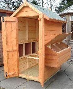 the chicken shack   Postris