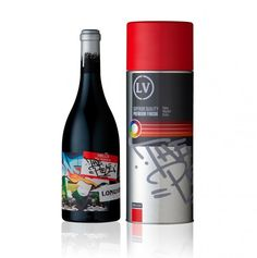 Wine Packaging designed by The Piece