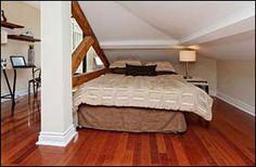 #Carlton #Loft, #Toronto Loft Bedrooms, Toronto, Furniture, Home Decor, Decoration Home, Room Decor, Home Furniture, Interior Design, Home Interiors