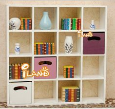 1:12 dollhouse dollhouse furniture model mini grid 16 grid storage cabinet display bookshelf with mini Drawer-in Furniture Toys from Toys & Hobbies on Aliexpress.com | Alibaba Group