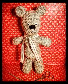 Crocheted by Pepper Bears