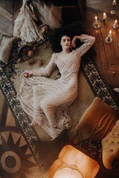 fine art portrait inspired by 18th Century art and fashion Celine, Madame C, Dark Portrait, For Elise, Greece Wedding, Glamour, Designer Wedding Dresses, Evening Gowns, Marie