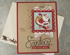 SU - Cozy Christmas, Cup of Cheer SSs; Home for Christmas DSP