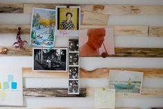 A simple, charming, and beautiful way to show off photos.