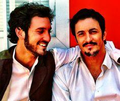 Fernando Coronado y Alex Gadea. 2011