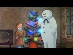 """Retro Christmas Special: — On Christmas Eve, a boy builds a snowman that comes to life & takes him to the North Pole to meet Santa"""" Christmas Shows, Christmas Night, Retro Christmas, Kids Christmas, Meet Santa, Visit Santa, Christmas Cartoons, Christmas Movies, Snowman And The Snowdog"""