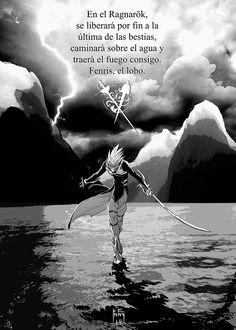 Kenny Ruiz: El Lobo Fenris. Manga Anime, Movie Posters, Movies, Art, The Beast, Art Background, Films, Film Poster, Kunst