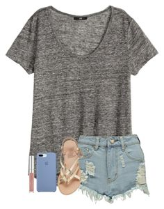 Look at what I found! Pic in items! by sweet-n-southern on Polyvore featuring H&M, Boohoo and Ancient Greek Sandals