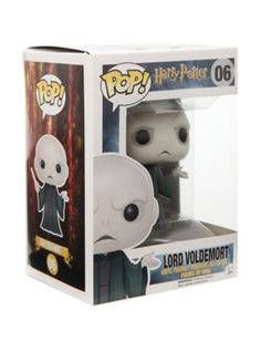 Funko Harry Potter Pop! Lord Voldemort Vinyl Figure