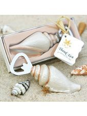 Sea Shell Bottle Opener Favor - Party City