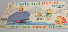 Dolly and Daniel Whale Game Milton Bradley, Games Images, Covered Boxes, Nostalgia, Family Guy, Fictional Characters, Google, Griffins