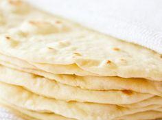 DIY: Soft Flour Tortillas Recipe