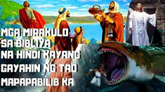 MGA MIRAKULO SA BIBLIYA NA MAPAPABILIB KA #boysayotechannel Bible, Painting, Art, Biblia, Art Background, Painting Art, Kunst, Paintings, Performing Arts