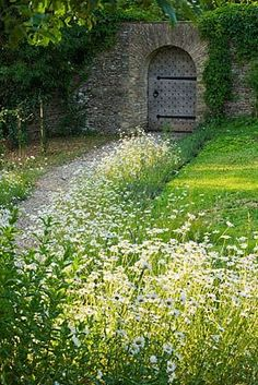 Country Living ~ An adventure lies through the gate ahead.   Grantchester, as seen on Masterpiece PBS