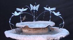 Prototype - Hummingbird Playground Fountain 02