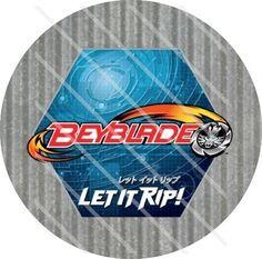"BLADE BATTLE 1 2/3"" Round Circle Sticker Digital File Images"