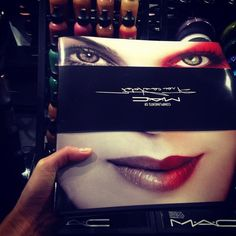 """Mac Book Launch of """"One Woman 100 Faces"""" by Francesca Tolot Thanks Mac Cosmetics for a great night last night . I was lucky to go to the Booklaunch of the new book called """"One Woman 100 Faces """" by the amazing and creative makeup artist Francesca Tolot, the Forward of this book is written by Beyonce . Every picture is of the same woman Mitzi , so you can see the extent of Francesca's talent as she looks totally different in every picture . All photography is by her husband Alberto ..."""