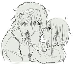 Image about love in Manga/Anime 🌊 by erøxee on We Heart It Anime Couples Drawings, Anime Couples Manga, Anime Poses, Anime Couples Sleeping, Anime Couple Kiss, Manga Couple, Manga Anime, Cute Anime Coupes, Romantic Manga
